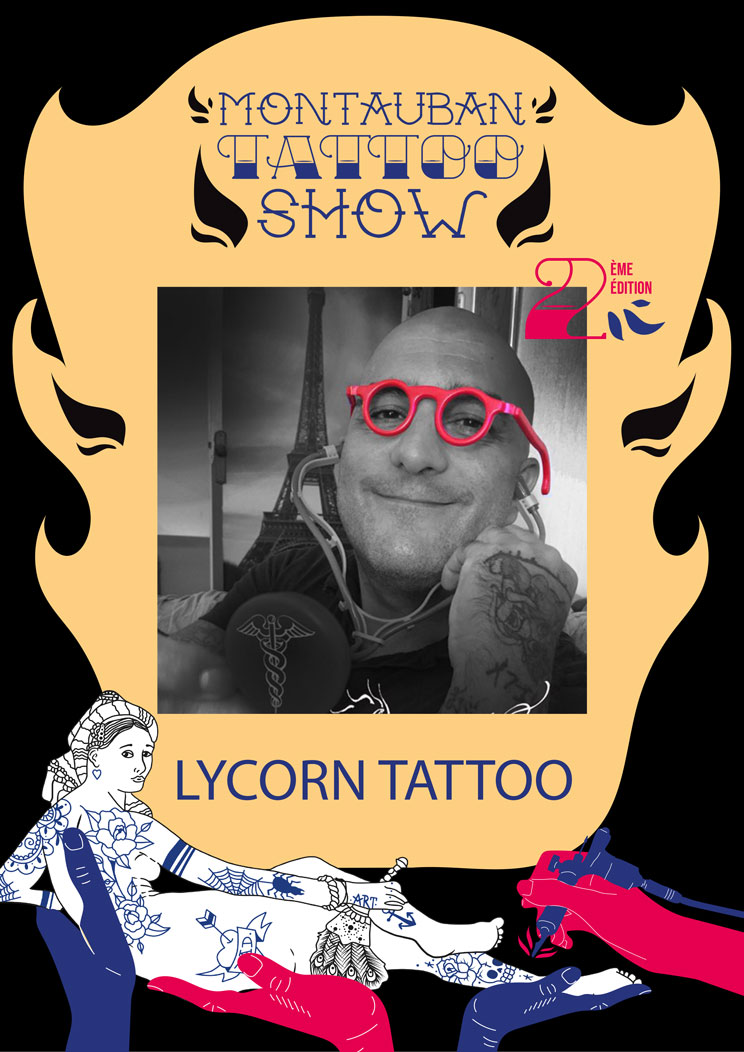Lycorn Tattoo